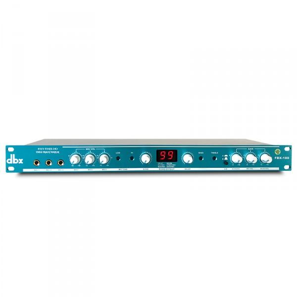 前級效果器KTV防嘯叫混響器卡拉OK家用數字前置無線藍牙音頻處理