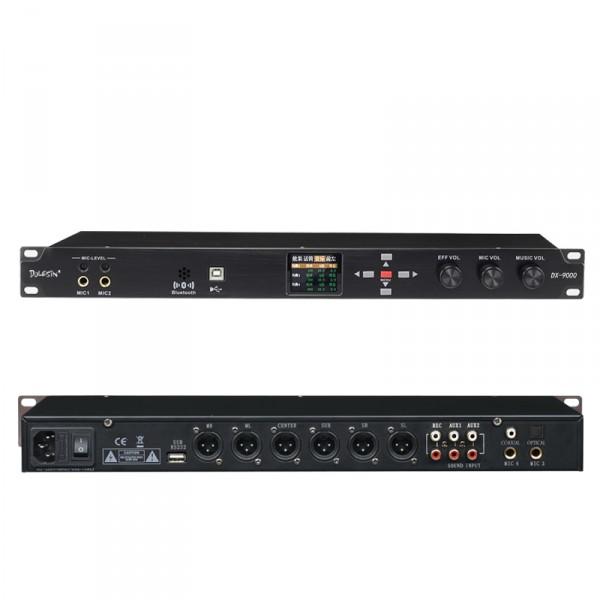 效果器KTV前級混響器家用卡拉ok防嘯叫器專業舞台演出數字處理器