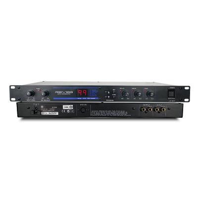 REV100混響器專業舞台演出人聲處理器進口DSP數字效果器KTV