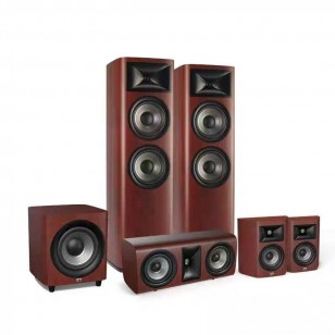 JBL STUDIO 690家庭影院音響套裝音箱木質HIFI落地式雙8寸低音