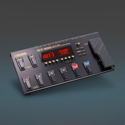 GT-100電吉他綜合效果器