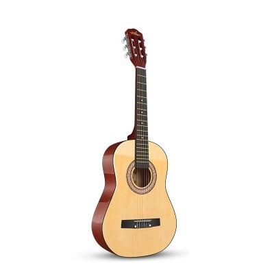 Guitarist單板兒童30寸原木色〖古典〗小吉他